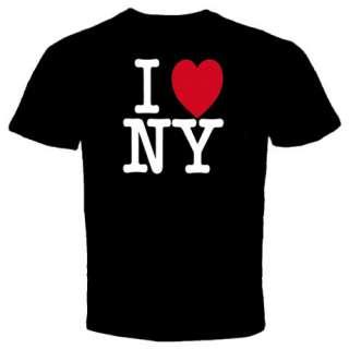 LOVE NY NEW YORK CITY I HEART NY NEW T SHIRT