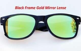 To Choose Mens Womens Wayfarer Sunglasses Retro Fashion Nerd AU
