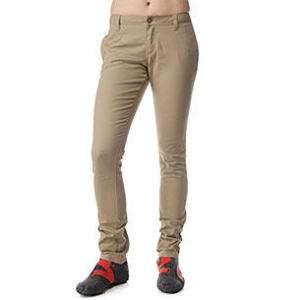 Dickies Girl Khaki Stretch Lowrider Skinny Pant Sz 3