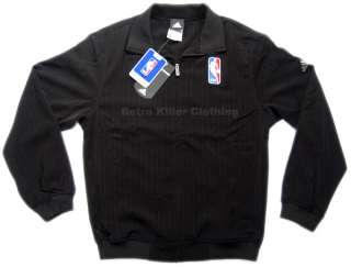 Adidas NBA Mr Clutch Tracksuit Top Black UK XS S M L XL
