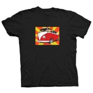 Shirt   VW Bus   Bully   Kultauto   Camper Van  Bekleidung