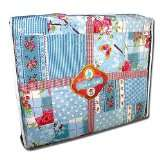 PiP Studio Tagesdecke Patch Blue 180x265 cm Weitere