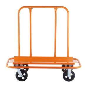 Pentagon Tool 53 in. x 7 in. x 25 in. Drywall Cart 6115 at The Home