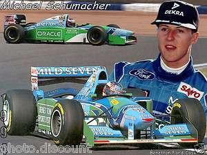 Michael Schumacher   1994   Formula 1   F1   Photo