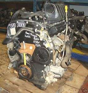 Motor Ford Transit 2,0 DI MotocodD3FA 55KW 72PS Bj04