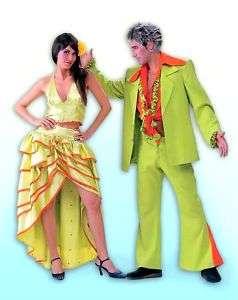 Cuba*Rio*Copacabana*Kleid*Samba Kostüm BRAZIL*36 44