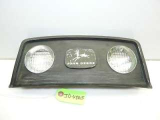 John Deere 140 H3 Tractor Header Head Light Panel