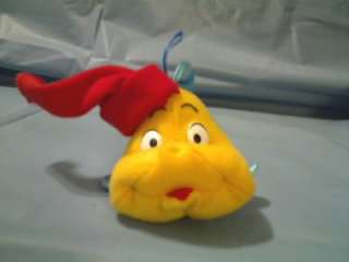 MCDONALDS 1989 DISNEY LITTLE MERMAID FLOUNDER THE FISH PLUSH TOY OR