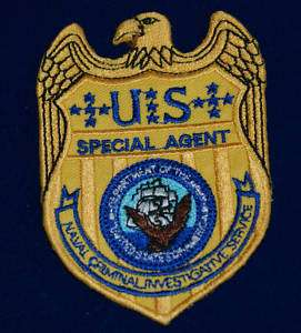 SPECIAL AGENT PATCH COLLECTION