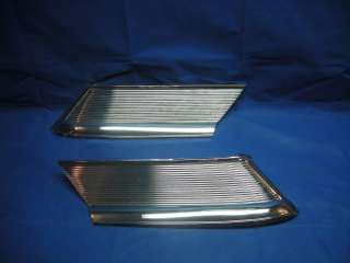 1963 Ford Galaxie Box Top Side Roof Bars