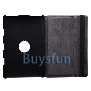 LEATHER CASE Rotating Stand COVER FOR ASUS EEE PAD Transformer TF101