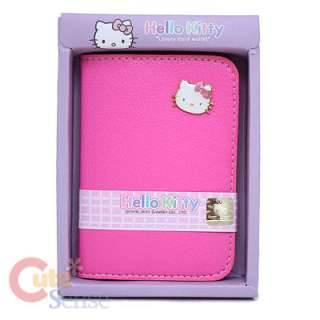 Sanrio Hello Kitty Credit Card Holder Wallet Pink 1