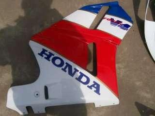 For Honda VFR400 NC30 89 93 Fairing Set Kit ABS Plastic