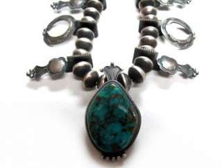 Andy Cadman Beautiful Turquoise Mountain Necklace aMust