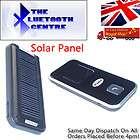 NEW UNIVERSAL SOLAR PANEL BLUETOOTH HANDS FREE CAR KIT