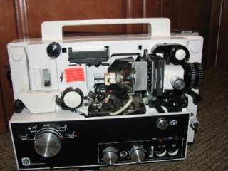Rare Eumig Mark S 807 D S807D Sound Projector for all 8mm films, needs