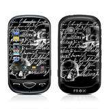 Samsung Corby Plus B3410 Skin Cover Case Decal