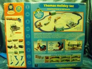 Tomy Tomica Trackmaster THE Original Thomas Holiday Set