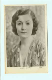 k127   film actress Winifred Shotter