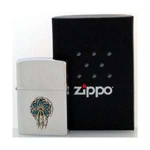 Native American Zippo Lighter   Dreamcatcher Sports & Outdoors