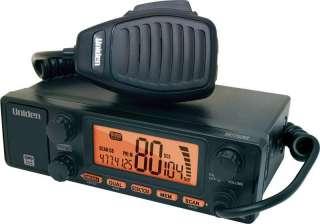 UNIDEN UH7750NB UHF CB E DIN 77 CHANNEL MOBILE RADIO