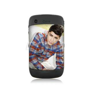 ZAYN MALIK ONE DIRECTION 1D BATTERY BACK COVER CASE FOR BLACKBERRY