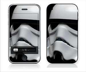 Stickers adhesif Skin Iphone 4 Star Wars Tro