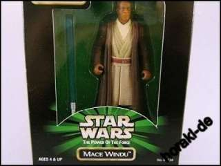 Star Wars Mace Windu Sneak Preview Mail In Hasbro 84138
