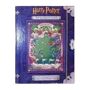 Harry Potter Jigsaw Puzzle   The Quidditch Match Toys