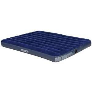 Academy Sports INTEX Classic Downy Queen Size Airbed