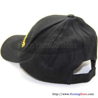 New Official Nikon Baseball Cap Hat D700 D3s D90 D7000 SLR Black