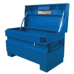 Jobsite Box Jobsite Box,31W x 18D x 15 1/2 In H,Blue: Home