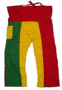 Pantaloni Rasta reggae pants