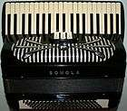 Sonola Ernie Felice, Tone Chamber, 120 Bass, Italian Ma