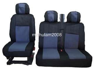 Mercedes Sprinter Vito Sitzbezüge Schonbezüge 2+1 neu