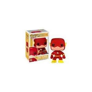 Funko Dc Universe Pop! Heroes 10   The Flash: Toys & Games