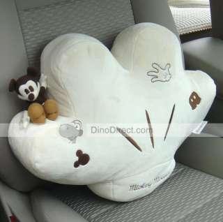 Wholesale Lovely Disney Mickey Coffee Hand Car Occipital Pillow