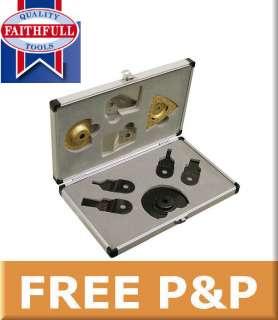 FAITHFULL 9 Multi Tool Blade Set,Bosch,Fein,Worx,Einhel