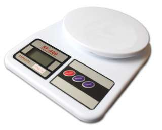 10KG Digital Kitchen Scales Weight Food Post Postal UK