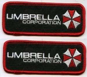 RESIDENT EVIL RACOON CITY UMBRELLA CORPORATION 2 PATCH