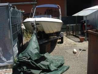 Barca angelo molinari 435 con motore evinrude a Budrio    Annunci