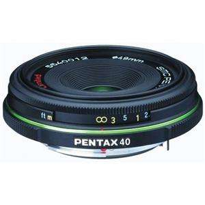 Pentax SMCP DA 40mm f/2.8 ED Limited Edition Pancake Lens for Digital