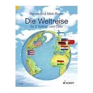 , Partitur und Stimmen (9790001140867) Renate Bruce Weber Books