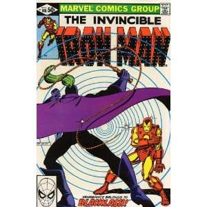Iron Man (1st Series) #146: David Michelinie, John Romita Jr.: Books