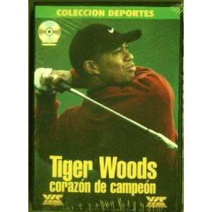 TIGER WOODS GOLF CHAMPION HEART DVD FACTORY SEALED Movies