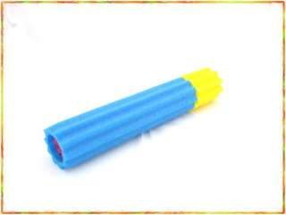 detail portable hand pump water gun made of foam material light weight