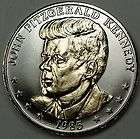 John F Kennedy Commemorative Double Eagle Medal, From The National