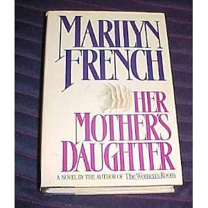 Daughter by Marilyn French Large Print Book Marilyn French Books