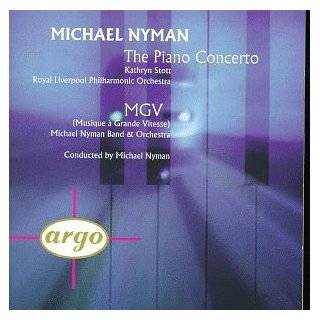 Kiss and Other Movements: Michael Nyman: Music