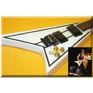 Randy Rhoads/No.2 Jackson Handmade Miniature Guitar